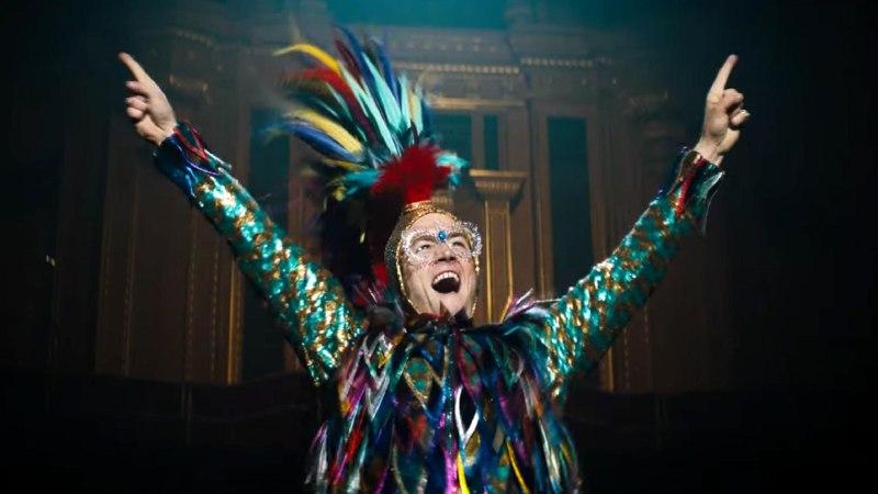 Oscar 2020: Elton John vence Melhor Canção Original com 'Rocketman'