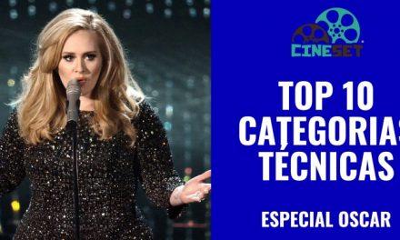 Oscar: TOP 10 Categorias Técnicas da Década 2010 – Parte 2