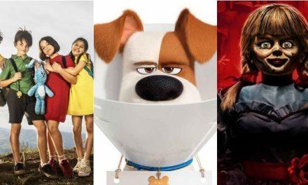 'Turma da Mônica', 'Pets 2' e 'Annabelle 3' são atrações nos cinemas de Manaus
