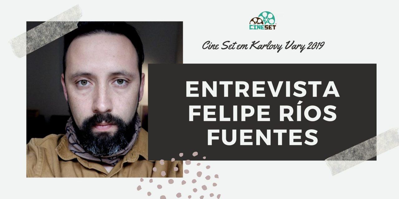 Entrevista: Felipe Ríos Fuentes, diretor de 'El Hombre del Futuro'