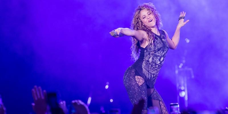 Show da turnê mundial de Shakira será exibido em cinema de Manaus