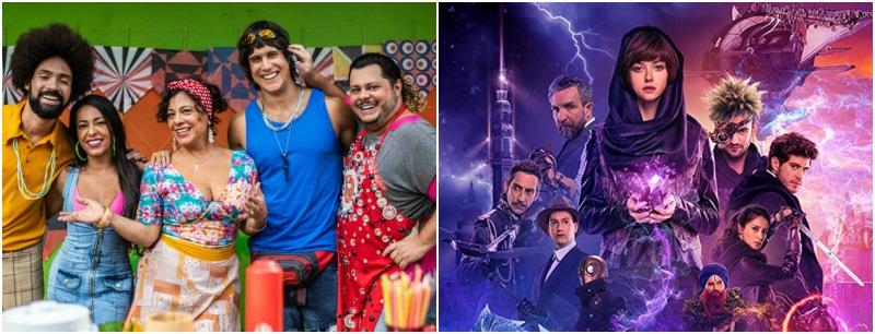 'Vai que Cola 2' e 'Abigail' são atrações nos cinemas de Manaus