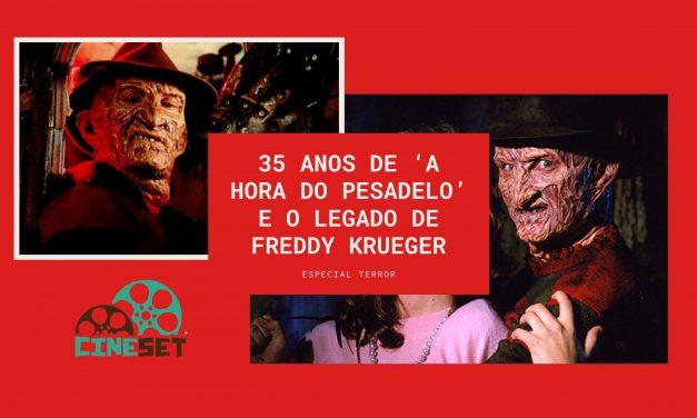 35 anos de 'A Hora do Pesadelo' e o legado de Freddy Krueger