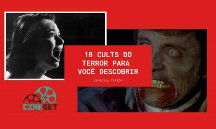 10 Filmes Cults de Terror Para Você Descobrir