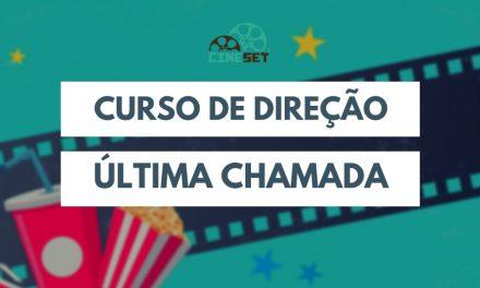 Cine Set prorroga inscrições para curso de direção, em Manaus