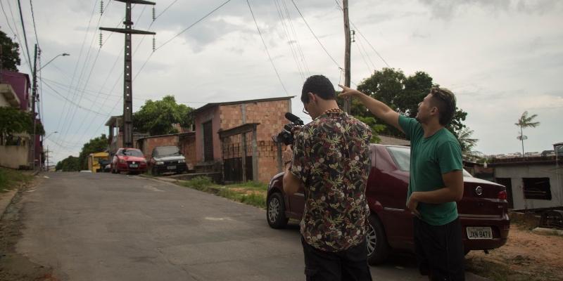 Por dentro de 'Enterrado no Quintal': Cuba para enxergar a zona oeste de Manaus