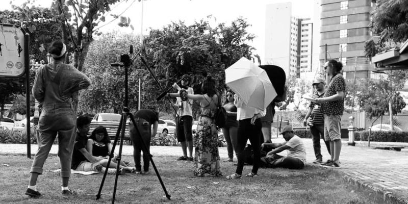 Em Manaus, curso gratuito prepara realizadores para primeiro filme