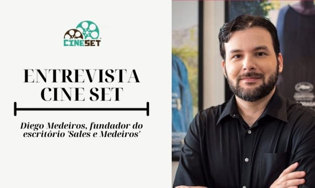 Diego Medeiros e o Direito no campo do audiovisual brasileiro