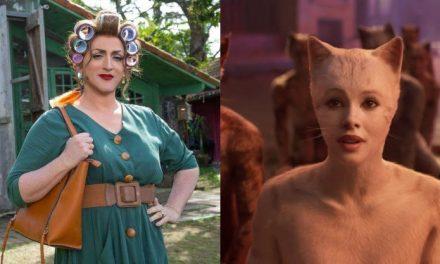 'Minha Mãe é uma Peça 3' e 'Cats' encerram 2019 dos cinemas de Manaus