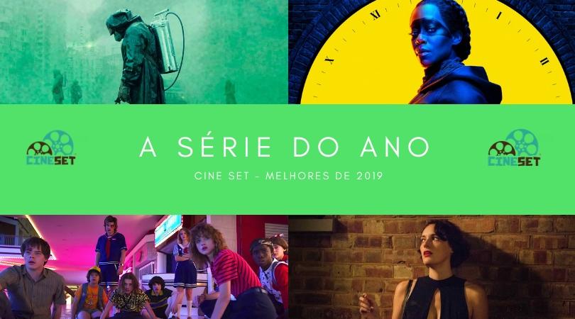 Cine Set elege a Melhor Série de TV/Streaming de 2019