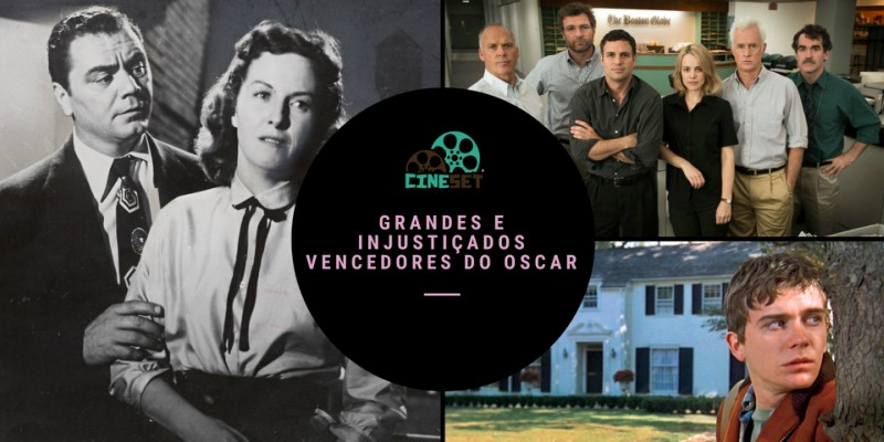 Grandes e Injustiçados Vencedores do Oscar