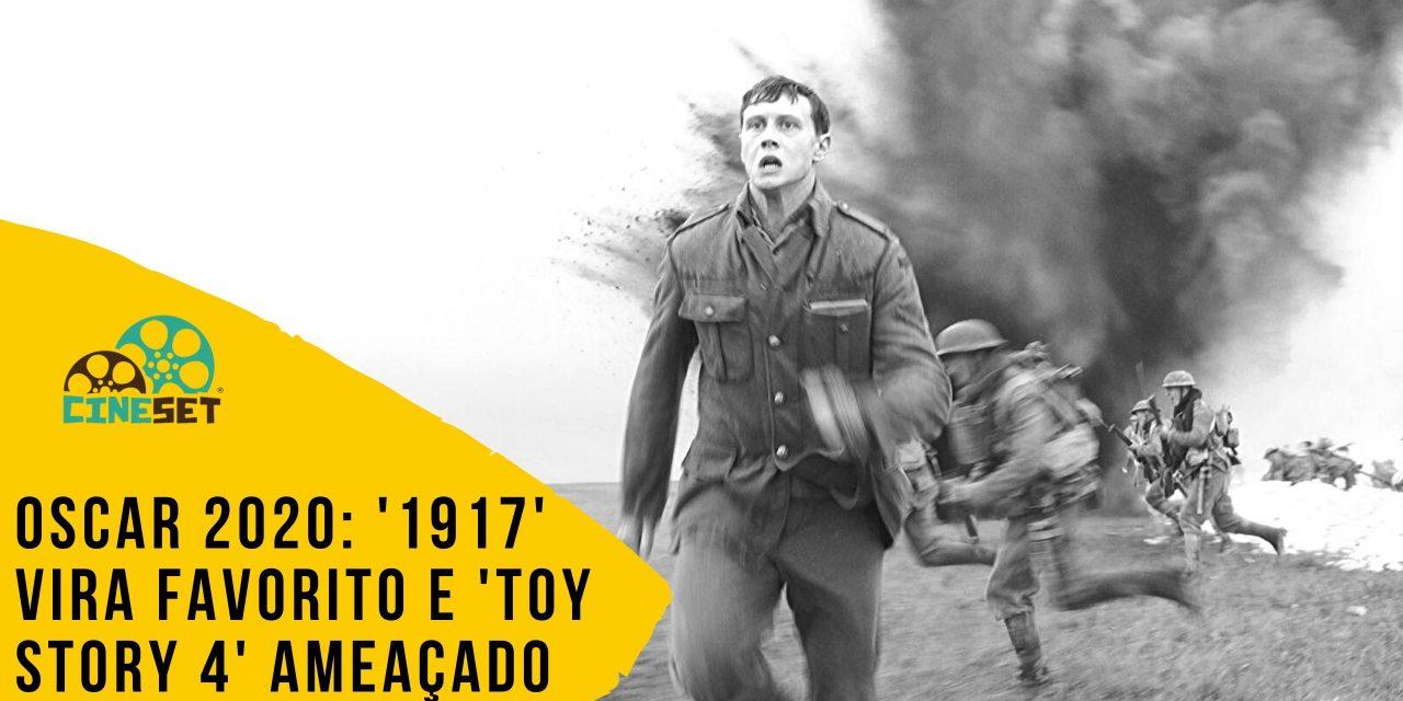 Oscar 2020: '1917' vira favorito e 'Toy Story 4' ameaçado