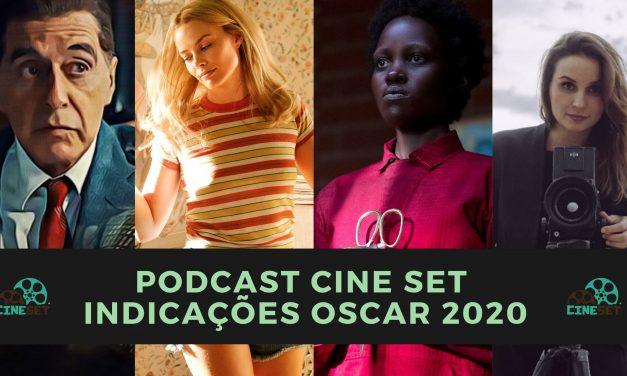 Podcast Cine Set #24: O Melhor e o Pior das Indicações ao Oscar 2020
