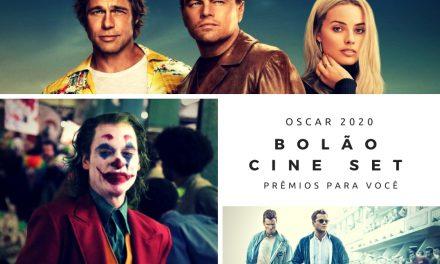 Bolão Oscar 2020 do Cine Set com prêmios para você!