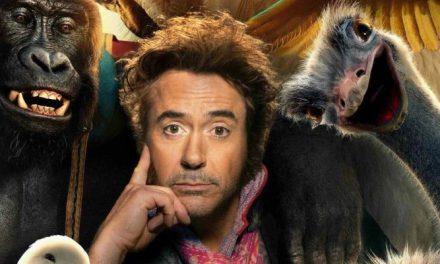 'Dolittle': Robert Downey Jr passa vergonha em filme constrangedor