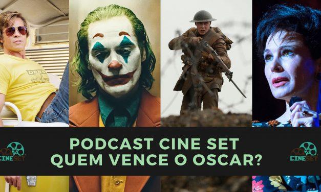 Podcast Cine Set #27: Quem Vence o Oscar 2020?