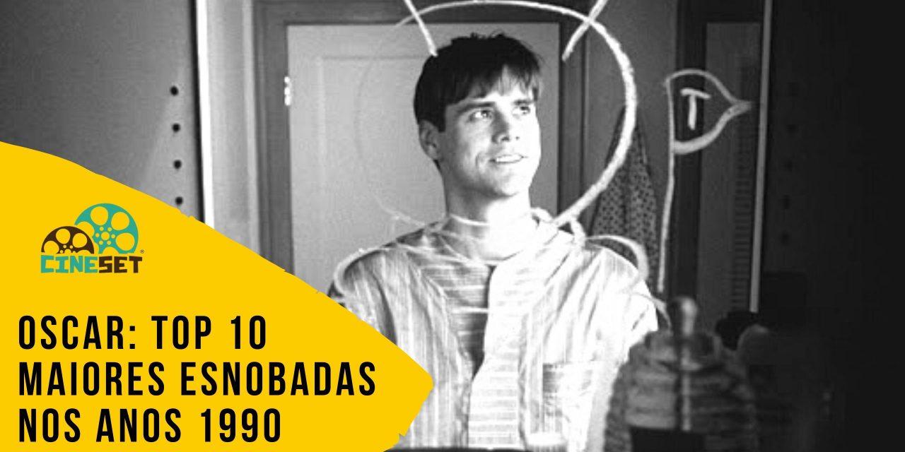 Oscar: TOP 10 Maiores Esnobadas nos Anos 1990