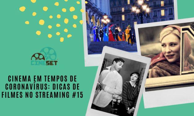 Cinema em Tempos de Coronavírus: Dicas de Filmes no Streaming #15