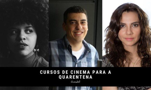 7 dicas de Cursos de Cinema Online na quarentena