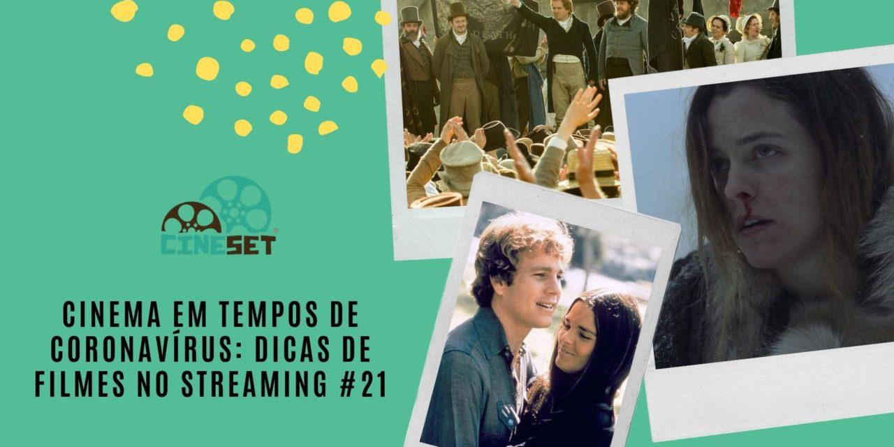Cinema em Tempos de Coronavírus: Dicas de Filmes no Streaming #21