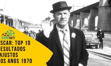 Oscar: TOP 10 Resultados Injustos dos Anos 1970