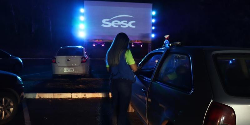 Sesc Amazonas exibe 'Benzinho' em cinema drive-in solidário