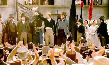 'Peterloo': Mike Leigh foca na aula de história e esquece personagens