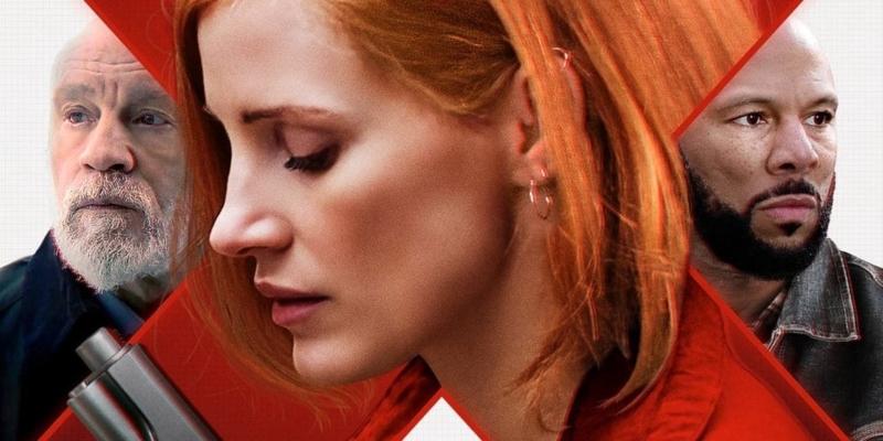 'Ava': Jessica Chastain segue em má fase com filme tedioso