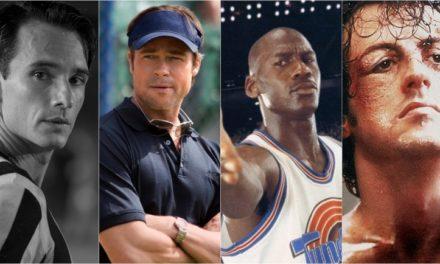 A emoção do estádio nos cinemas: os grandes filmes esportivos