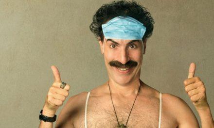 'Fita de Cinema Seguinte de Borat': melhor síntese do louco 2020