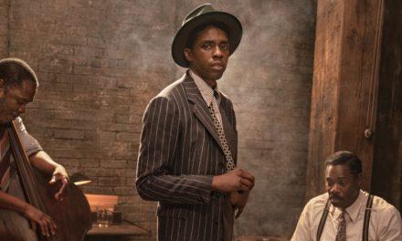 SAG 2021: Chadwick Boseman segue imbatível e vence Melhor Ator