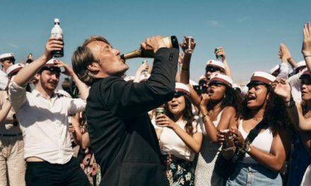'Another Round': Mads Mikkelsen arrasador em comédia ácida