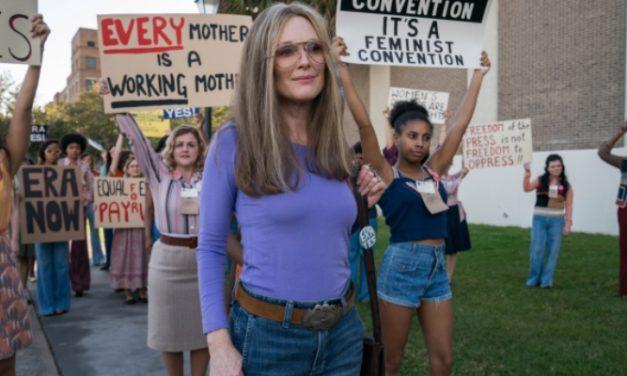 'The Glorias': a jornada universal das mulheres