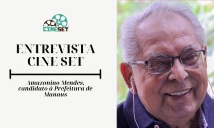 Amazonino Mendes: 'A iniciativa privada precisa ser estimulada a participar da cultura'
