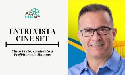 Chico Preto: 'Manaus pode ser divulgada pelo mundo através do cinema'