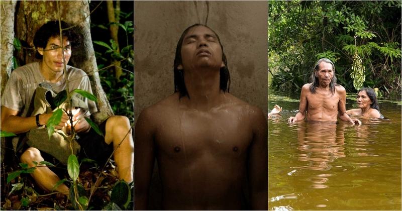 'A Floresta Antes da Terra': Sérgio Andrade prepara livro com roteiros dos três longas