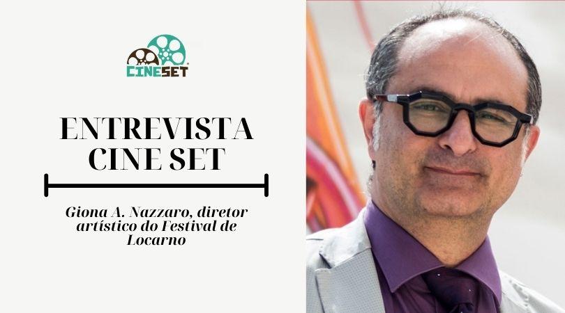 Giona A. Nazzaro: 'A Cinemateca Brasileira pode contar com todo o apoio do Festival de Locarno'
