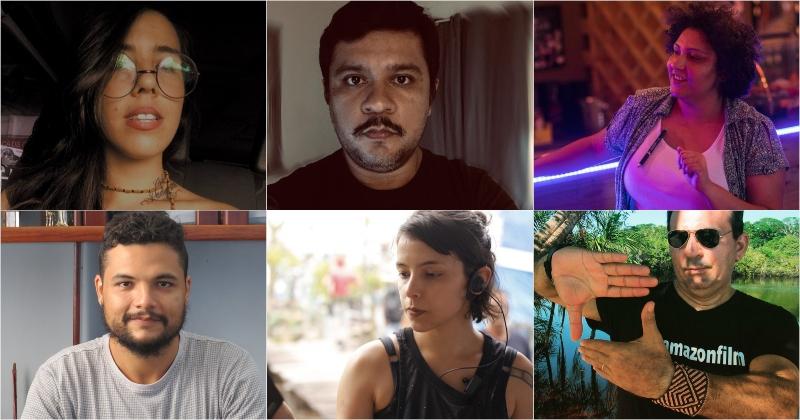 Websérie apresenta trajetória e visões de grandes nomes do audiovisual de Manaus