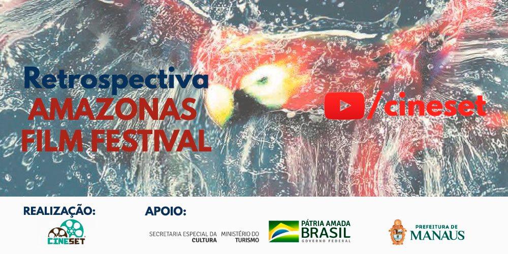 Websérie do Cine Set apresenta a história do Amazonas Film Festival