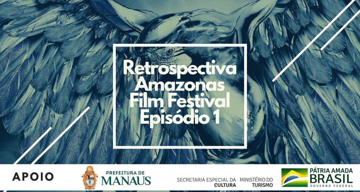 Websérie Retrospectiva Amazonas Film Festival – Episódio 1: introdução