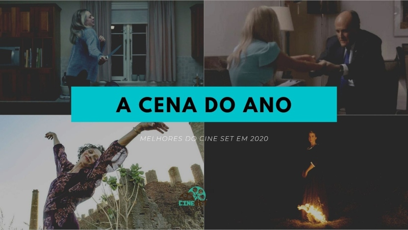 Cine Set elege a Melhor Cena do Cinema em 2020