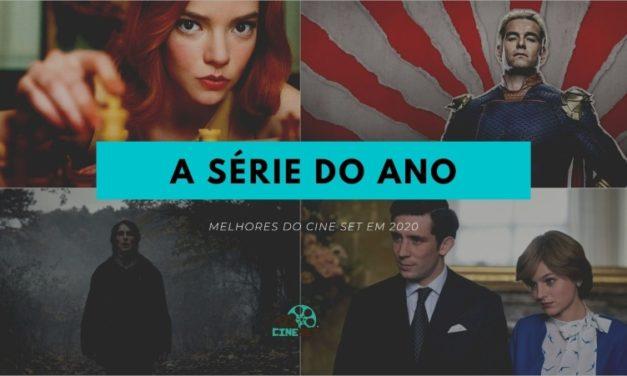 Cine Set elege a Melhor Série de TV/Streaming de 2020