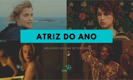 Cine Set elege a Melhor Atriz de Cinema/Streaming de 2020