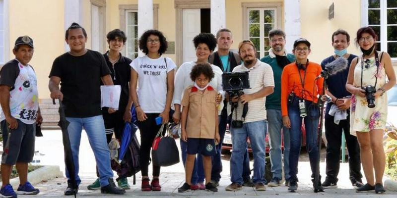 Curta amazonense de Walter Fernandes vence festival no Rio de Janeiro
