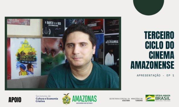 Websérie Terceiro Ciclo do Cinema Amazonense – Ep 1: Apresentação