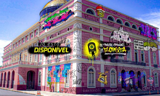 ASSISTA: documentário sobre o graffiti em Manaus estreia no YouTube