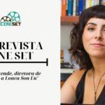 """Júlia Rezende: """"'Depois a Louca Sou Eu'"""" pode ser uma ponte de diálogo sobre a ansiedade'"""