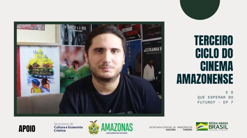 Websérie Terceiro Ciclo do Cinema Amazonense – Ep 7: O Que Esperar do Futuro?