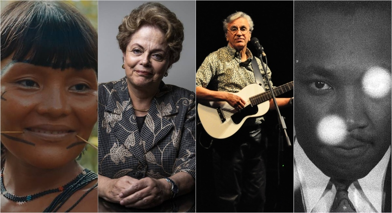 De Dilma a Caetano Veloso: conheça as atrações do É Tudo Verdade 2021