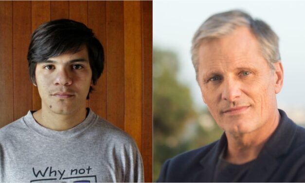 Ator amazonense Adanilo integra elenco do novo filme de Viggo Mortensen